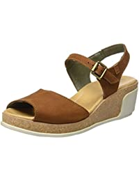 El Naturalista Damen N5000 Pleasant Leaves Open Toe Sandalen
