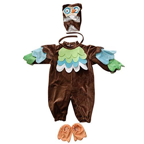chts halloween Kostüm - Eule, 12-18 Monate ()