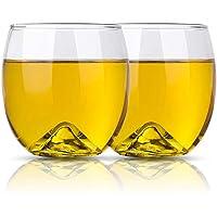 Lot de 2 verres à eau, grande 400 ml, verres à eau, verres a45ccfc9aed2