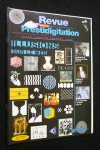 Revue de la prestidigitation, n° 515, janvier-février 2000 : Illusions sur le web par Collectif