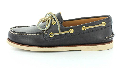 Sperry Top-Sider Gold a/o 2 Eye Boat shoe navy Brown