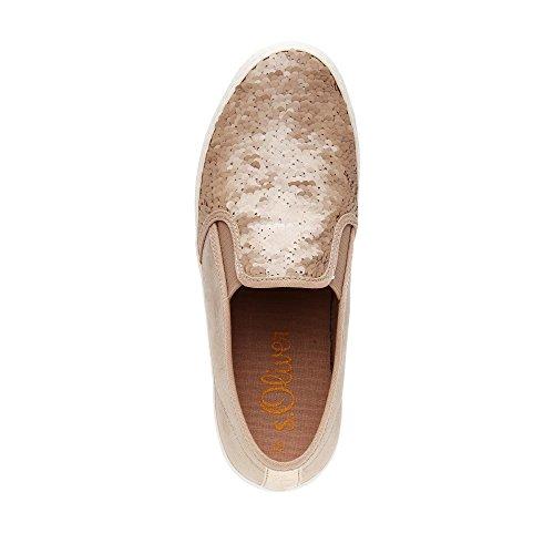 slipper Oliver Chinelo Champagner Da Sapatos Champagner S Oliver Shoes Da S z7vqIRx