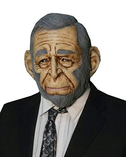 Horror-Shop George Affen Maske - George Spielzeug Affe Der