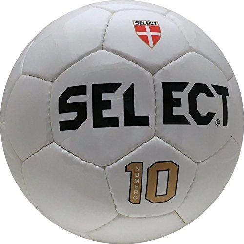 Select Numero 10Fußball, unisex Kinder, 02-750-0, weiß, M