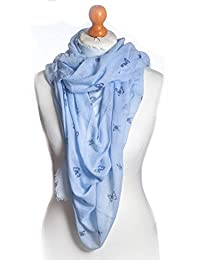 bd4f71ac52 Vera Tucci Butterfly Scarves in a Variety of Colours