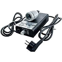 Vorschaltgerät für Metalldampflampen Wie Solar Raptor, Bright Sun, Dragolux Etc. (HQI/HDI) Universal 35/50 / 70w Incl. Fassung