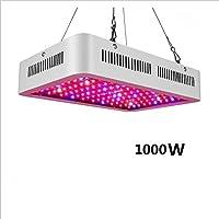 TZ TED 1000W LED Cultivo Grow Light Plantas Lampara Cultivo Iluminacion Espectro Completode Plantasinterior/Invernadero/Hydroponic