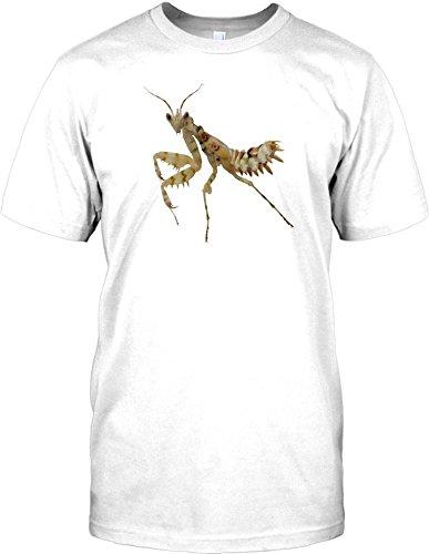 Cool Preying Mantis - Pet Insect Kids T Shirt - white - 9-11 - Pet-mantis