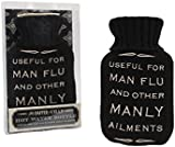 Man Flu - Mini Hot Water Bottle for Men