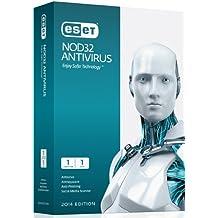 ESET NOD32 AntiVirus 7 - 1 PC (Minibox)