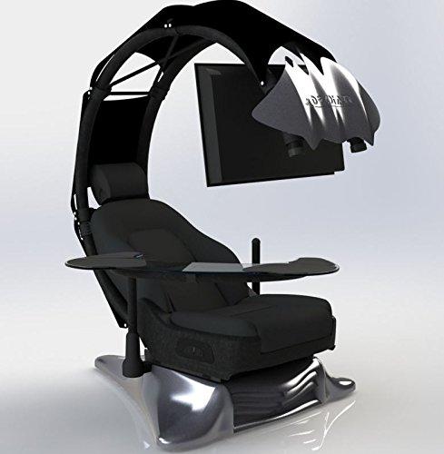 Drian Workstation Game-Sitze IT und Furniture Converged Gaming-Sitze für Büro, zu Hause und zum