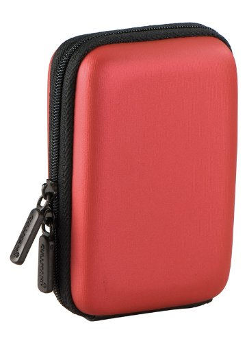 Cullmann Lagos Compact 100 Kameratasche rot Rot Compact Camera Case