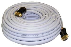 SAC Electronics AE0520W 20m 2.0 3D/2160P HDMI Lead Cable - White