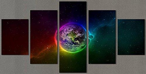 obella-new-top-wall-art-stampe-su-tela-5-pezzi-pianeti-spazio-esterno-moderno-contemporaneo-poster-d