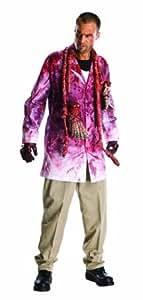 Déguisement Rick Grimes The Walking Dead™ adulte - Taille Unique