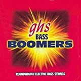 GHS Boomers 5-String Long Medium 30-100 Bass String Set