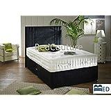 Bedcouture Natural Sleep 2000 - Colchón de muelles, 1,83 m Super King Size