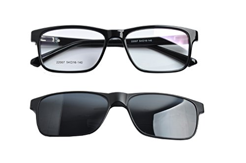 De Ding Herren Sonnenbrille, grau