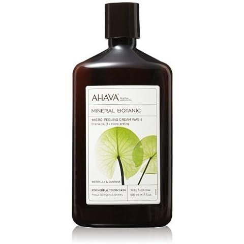 AHAVA Men Mineral Shower Gel 200 ml by Dead Sea Laboratories Ltd