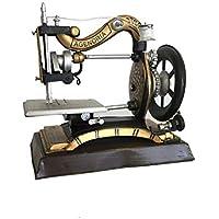 SKY-Home Adornos Vintage Modelo De Máquina De Coser Decoración del Hogar Accesorios De Fotografía