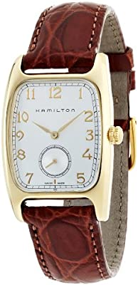 Hamilton H13431553 - Reloj para hombres, correa de plata