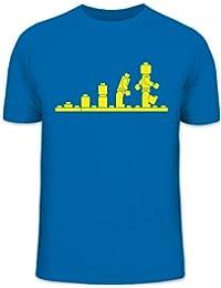 Shirtstreet24, EVOLUTION BAUSTEINE Funshirt