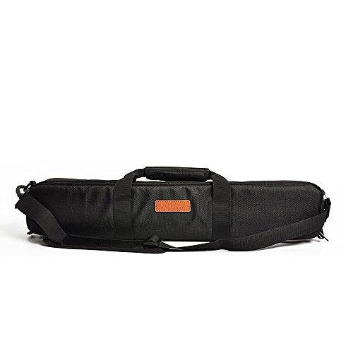 SAHARA Stativtasche - gepolstert - 80x15x12cm - schwarz (Stativtasche Gepolstert 80cm)