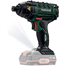 Equipo de impacto inalámbrico Parkside x 20V PDSSA 20-Li A1 (sin batería)