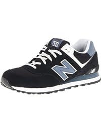 New Balance Ml574 D Ppn Sneaker Herren (Rot / Orange)