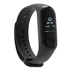 Xiaomi Mi Band 3 Fitness Tracker 50m Waterproof Smart Band Smartband Oled Display Touchpad Heart Rate Monitor Wristbands Bracelet …