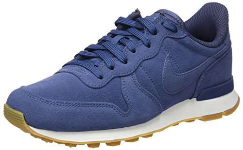 NIKE Damen W Internationalist Se Gymnastikschuhe, Blau (Diffused Bluediffused Blue T H 403), 38 EU