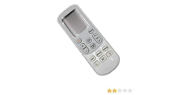wellclima Telecomando Ricambio Samsung DB93-14643S per condizionatori climatizzatori Pompa di Calore e Inverter