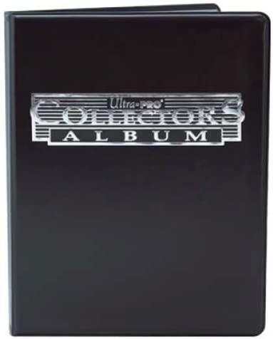 Ultra Pro A5 4-Pocket Portfolio (Black) by Ultra Pro | Nombreux Dans La Variété