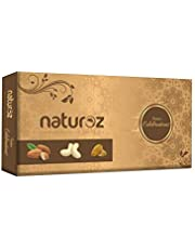 Naturoz Diwali Gift Festive Celebrations 300g (Almonds 100g