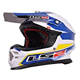LOLIVEVE Helm Professioneller Off-Road-Rennhelm Mit Airbag-Helm Motorradhelm