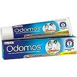 Dabur Odomos Non-Sticky Mosquito Repellent Cream (With Vitamin E & Almond) - 100g