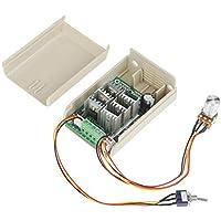 Controlador de velocidad del motor, 5-36V BLDC Sensor sin cepillo trifásico Sin controlador de motor Hall para regulación de velocidad de motor DC
