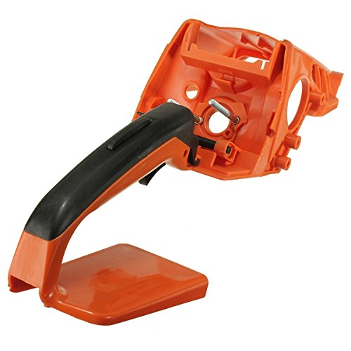 ILS - Chain Saw Replace Rear Handle Switch Cylinder Head Assembly Cover Housing For STIHL MS250 MS230 MS210 (Assembly Cover Motor)