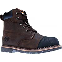 Dickies Crawford Safety Boot Leather Steel Toe Work Workwear FD9210