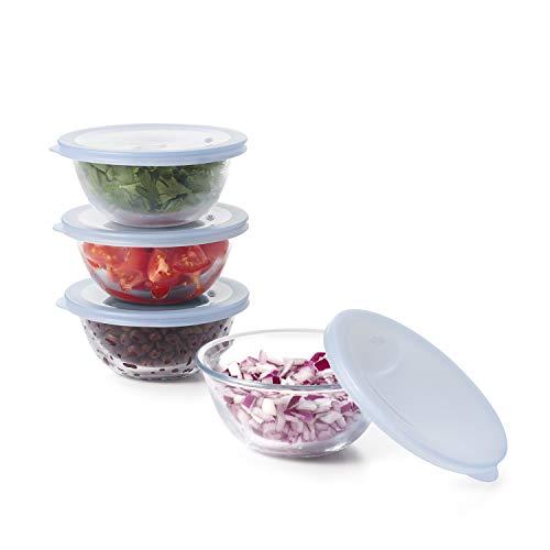 Medium Nesting Bowl (Schüssel-Set, 3-teilig Zubereitungsschüssel-Set, 8-teilig One Size farblos)