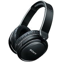 Sony MDR-HW300K - Auriculares de diadema cerrados inalámbricos, negro