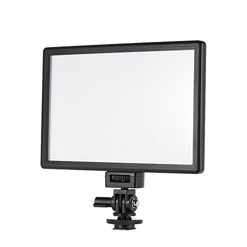 Viltrox L116T Ultra-thin LED Video Light Photography Fill Light 3300K-5600K CRI95+ for Canon Nikon Sony Panasonic DSLR Camera
