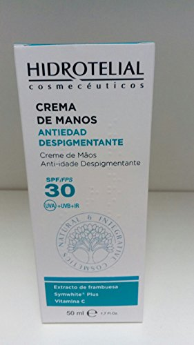 HIDROTELIAL CREMA INTENS MANOS SPF20 50
