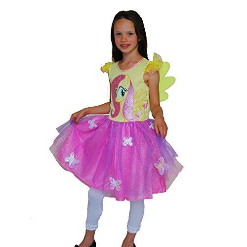 Rubie's Offizielles Feenkleid Fluttershy von My Little Pony