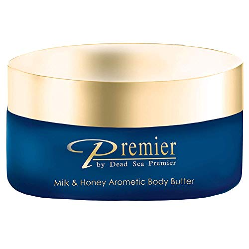 Premier Dead Sea Aromatic Body Butter Milk and Honey 175ml