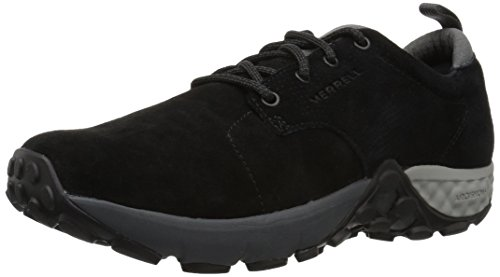 Merrell Herren Jungle Lace Ac+ Sneaker, Schwarz (Black), 46 EU (11 UK) (Merrell-herren-slip-on)