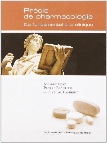 PR?CIS DE PHARMACOLOGIE (April 14,2010)