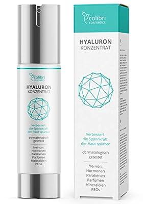 Hyaluronsäure Serum hochdosiert Testsieger