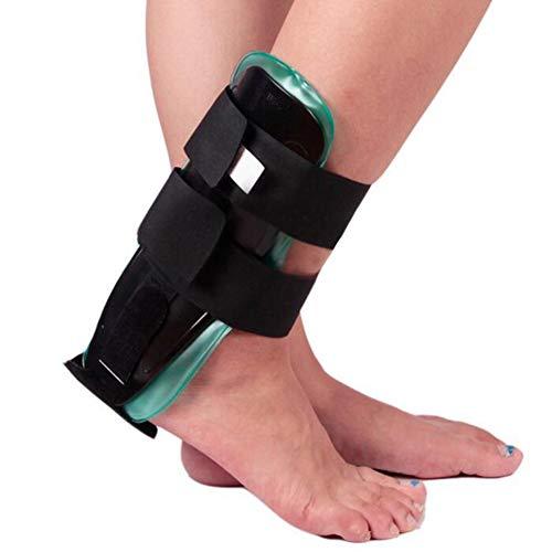 JL Air Gel Knöchel Steigbügelstütze Reliefver und Arthritisschmerz Reduzieren Sie die Entzündung der Schwellung Mehrzweck, Mikrowellengeeignet, Freezable und Wiederverwendbar Freezable Gel