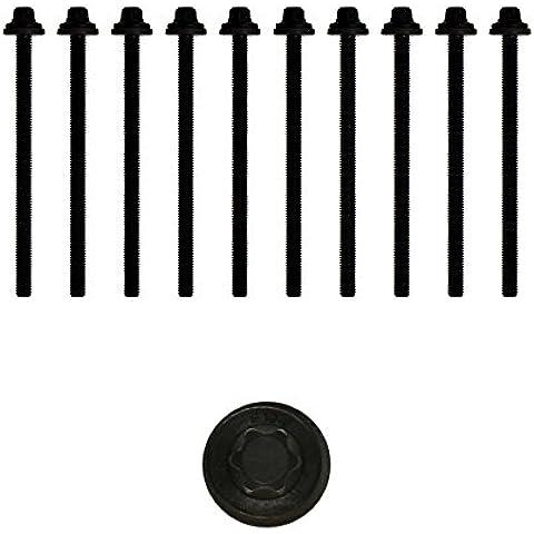 Ajusa 81021500Kit de Pernos para cabeza de cilindro